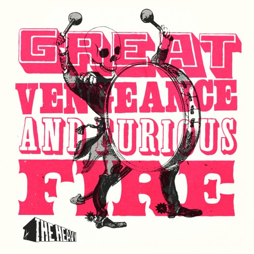 Great Vengeance and Furious Fire -