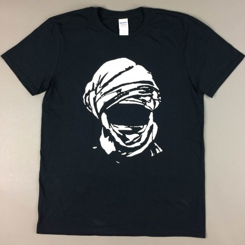 Young Fathers Scarfman Tee -
